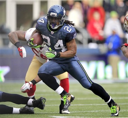 2012 NFL Week Four Preivew — Seattle at St.Louis