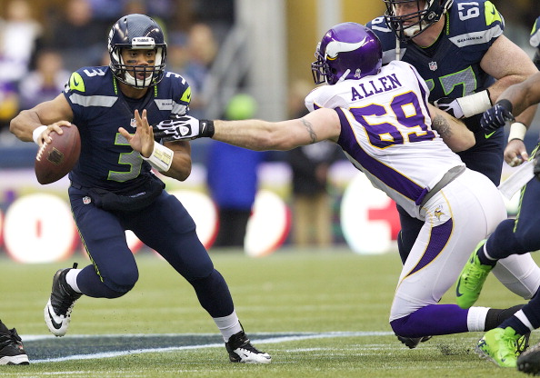 Seahawks Solid at Home; Top Vikings 30-20