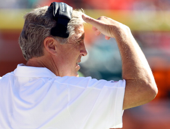 Photos From Sunday's Letdown in Miami as Seahawks Lose 24-21