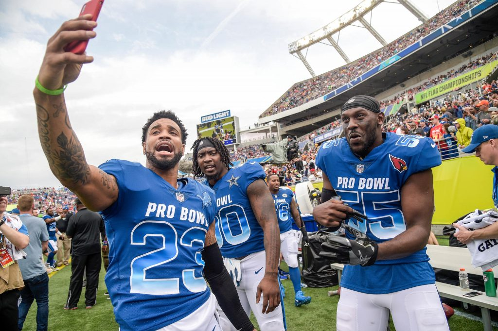 on sale a7c8f 231d0 Buccaneers LB Kwon Alexander Says Everyone in Pro Bowl Was ...