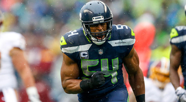aaeebd42d Seahawks linebacker Bobby Wagner s crucial field goal block against the  Vikings last Sunday should not have counted